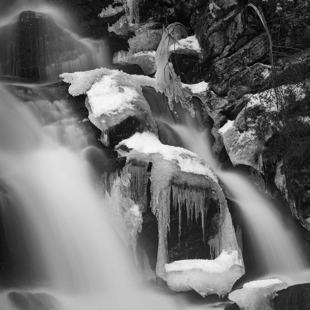 after the rain, Waconah Falls