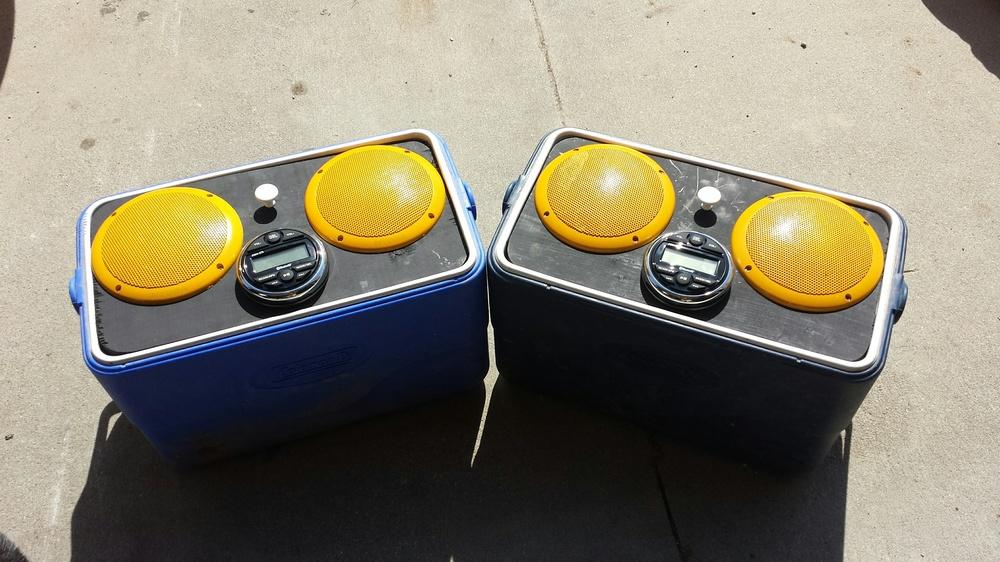 Cooler Stereo