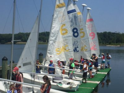 Registration is still open for this summer's Brendan Sail Training programs at St. Mary's College of Maryland for youth with learning differences. The weeklong camp is offered as a day camp as well as an overnight camp from July 19 to 28.
