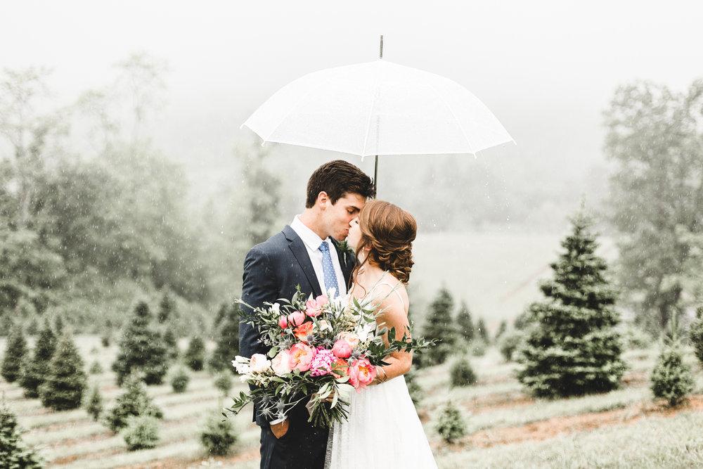 Ben + Lauren - North Carolina Wedding