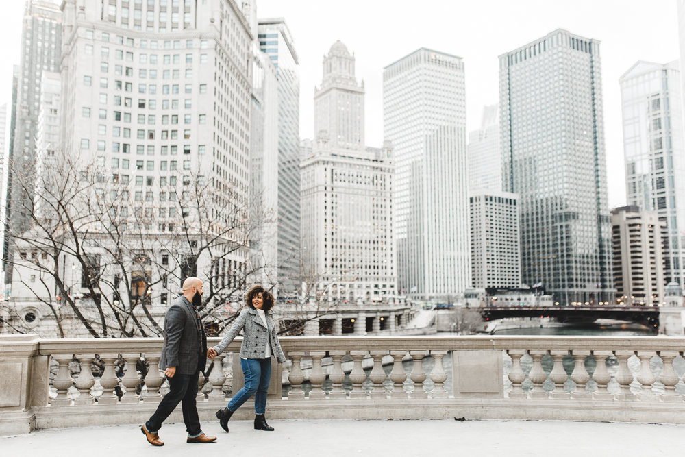 Aaron + ariana - Chicago, Illinois