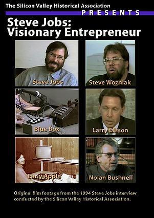Steve Jobs Visionary Entrepreneur