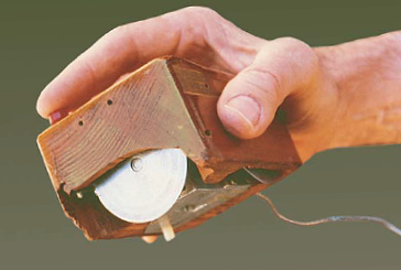 Early computer mouse