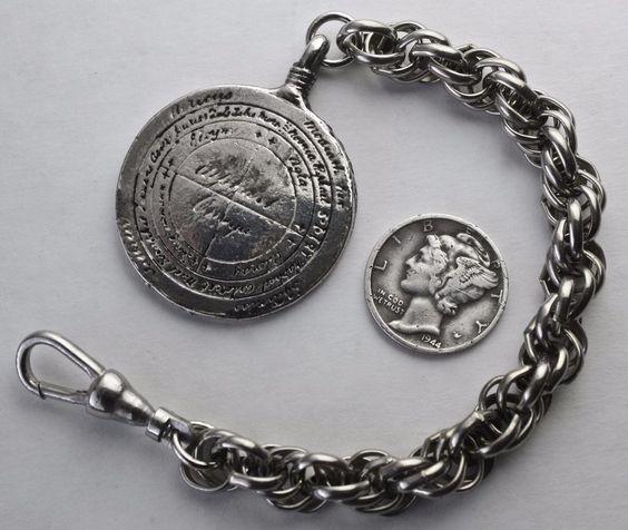 Amulet Pendant Fob