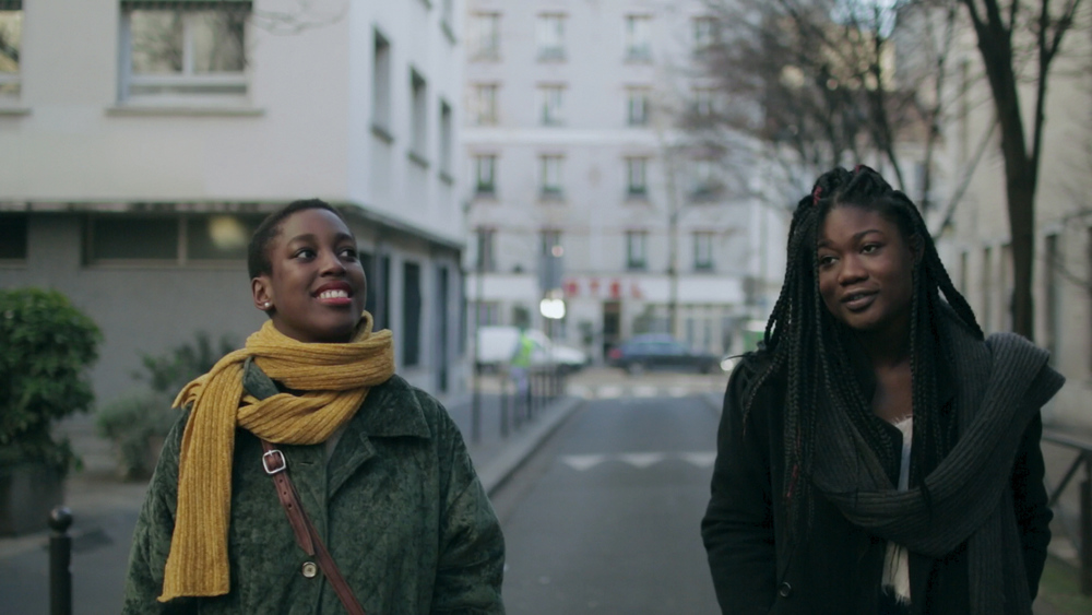 """We recieve a lot of microagressions and I think it makes you a little more defensive and competitive"" - Gaëlle & Christelle"