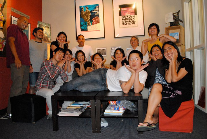 CAAM staff photo.
