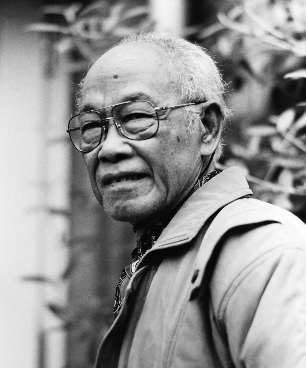 Acclaimed Indonesian author Pramoedya Ananta Toer