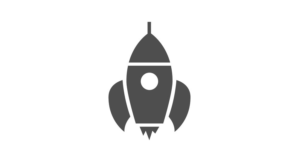 Makeup Icon Png Grey Icon Rocketship Png