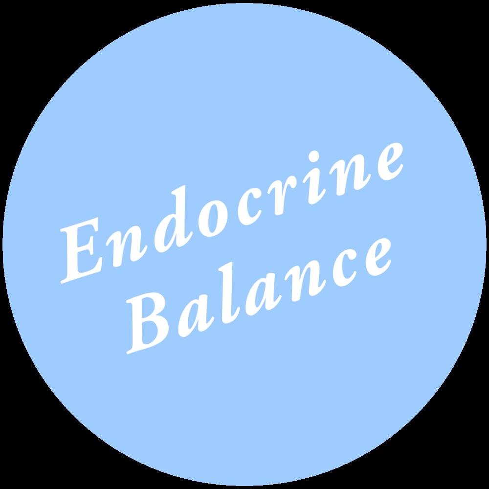 endocrine balance