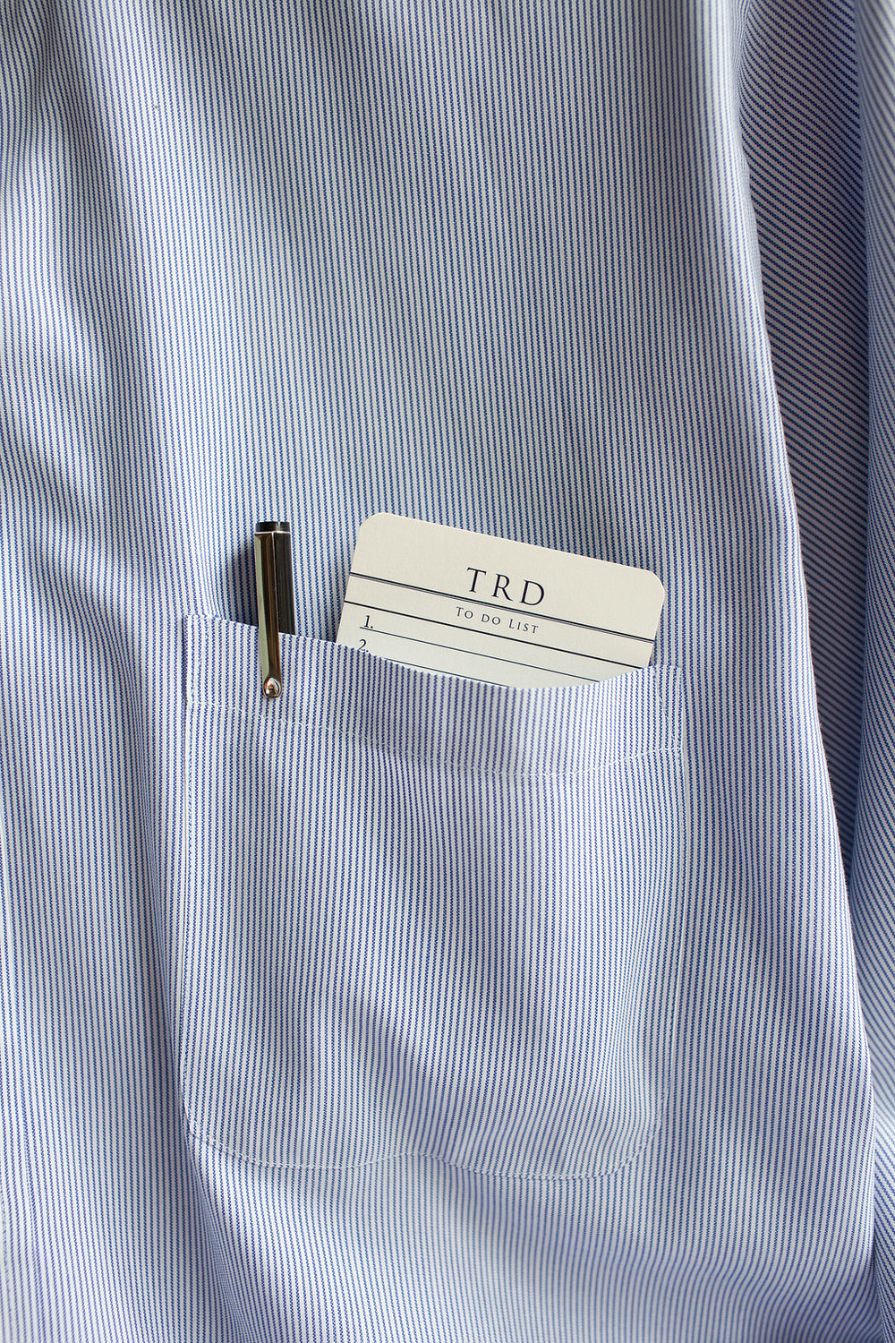 Men's Pocket Card
