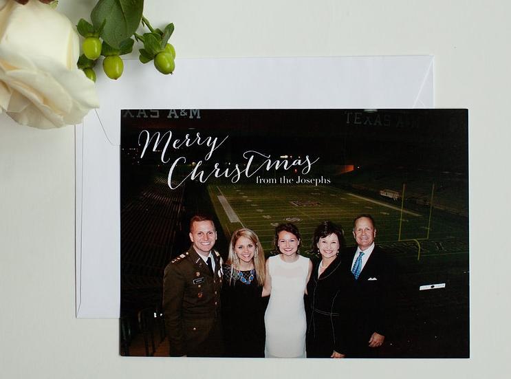 Joseph Family Christmas