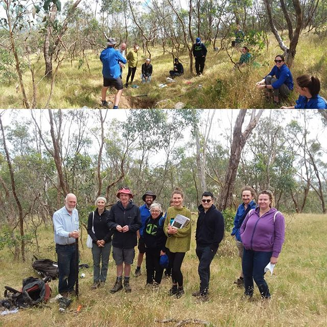 Open day at our Waite site. Time to learn about how the site at the Waite reserve fits into the network. #waiteconservationreserve #waiteresearch #TERN_au #soilchemistry #hillsfacezone #greybox #greyboxwoodland #lineintersect