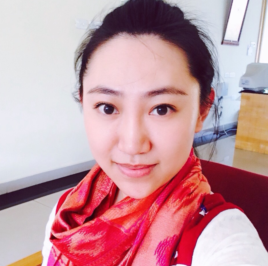 Grace Zhang, Head of Business Development and Public Affairs in Beijing