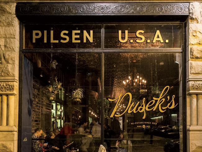 Dusek's, Chicago