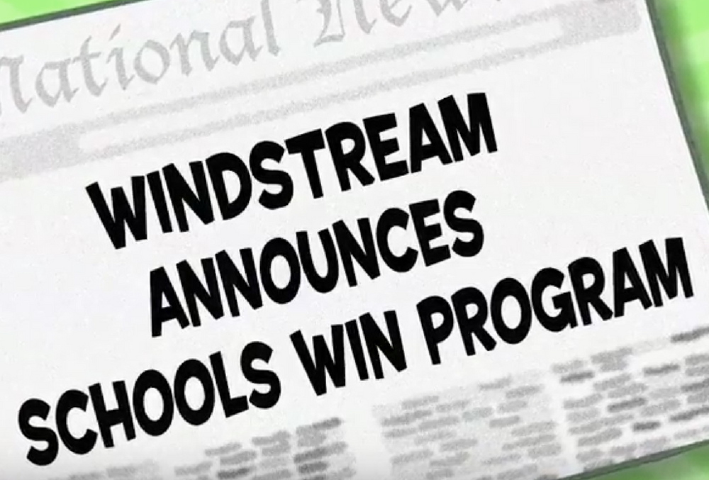 WINDSTREAM//SCHOOLS WIN! INTRO