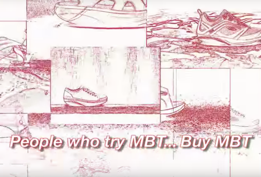 MBT SHOES: RETAIL TRAINING VIDEO