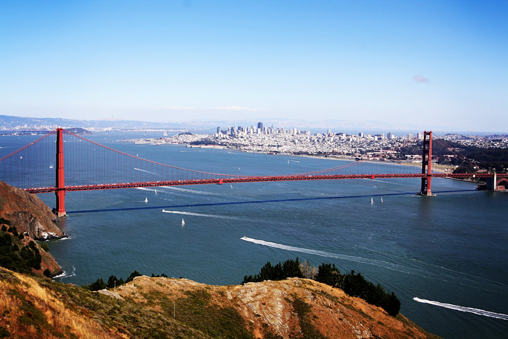 Marin Headlands***