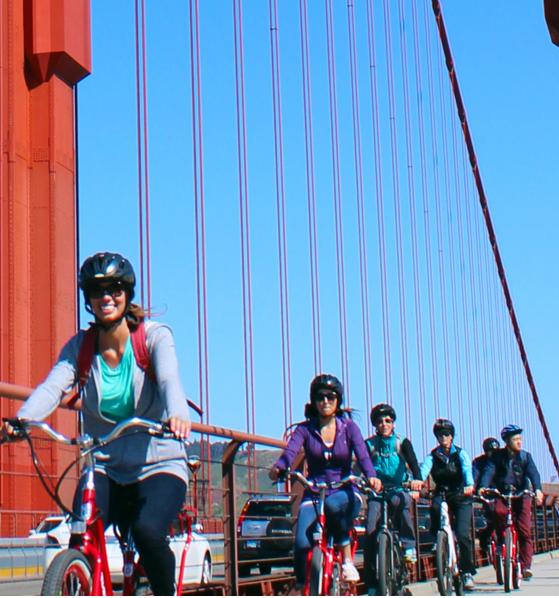 Self Guided Bike Rental
