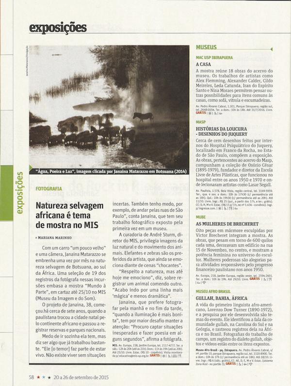 Folha de SP - Magazine
