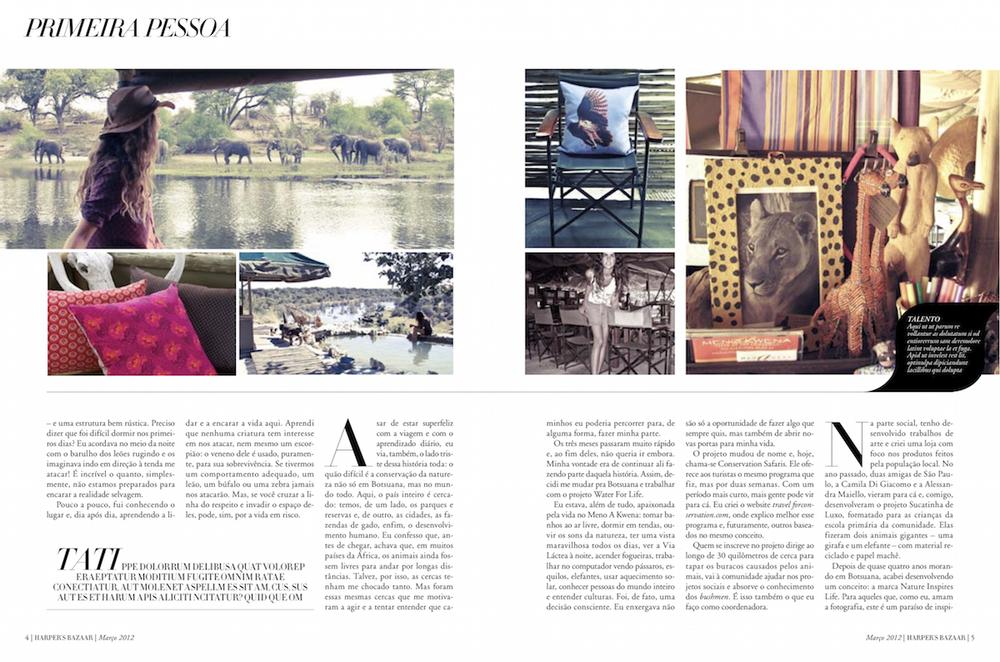 Harpers Bazaar Brasil