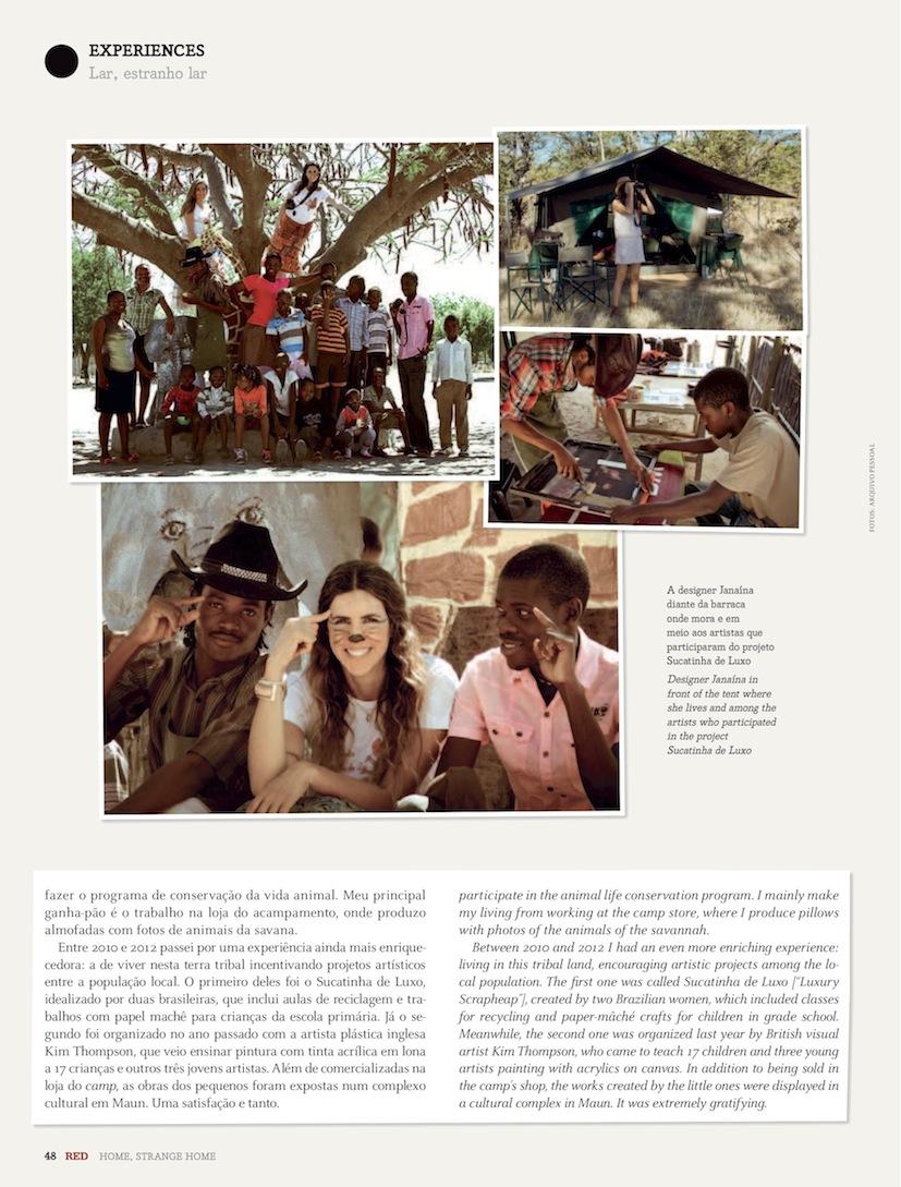 Tam Airlines Magazine