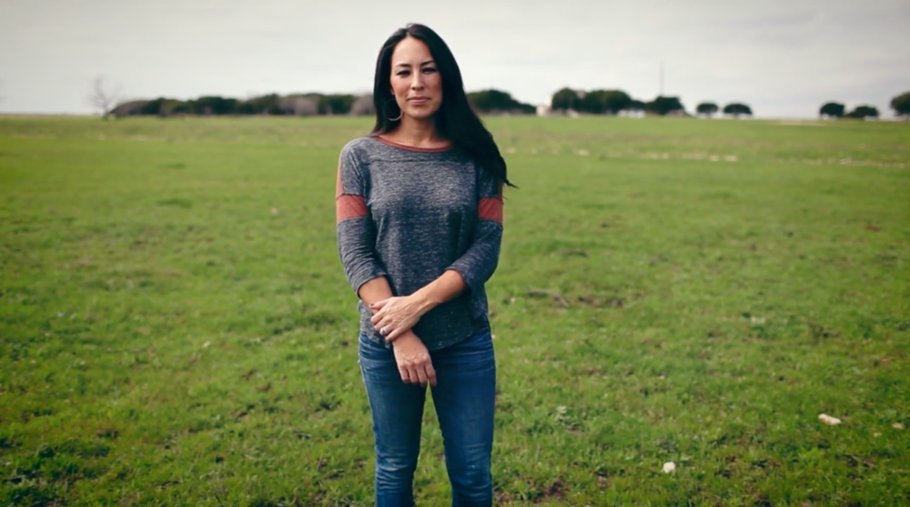 Joanna Gaines Stories Church