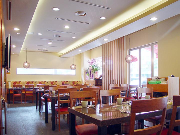 JinJin Korean Restaurant — CS Design & Deco Inc.