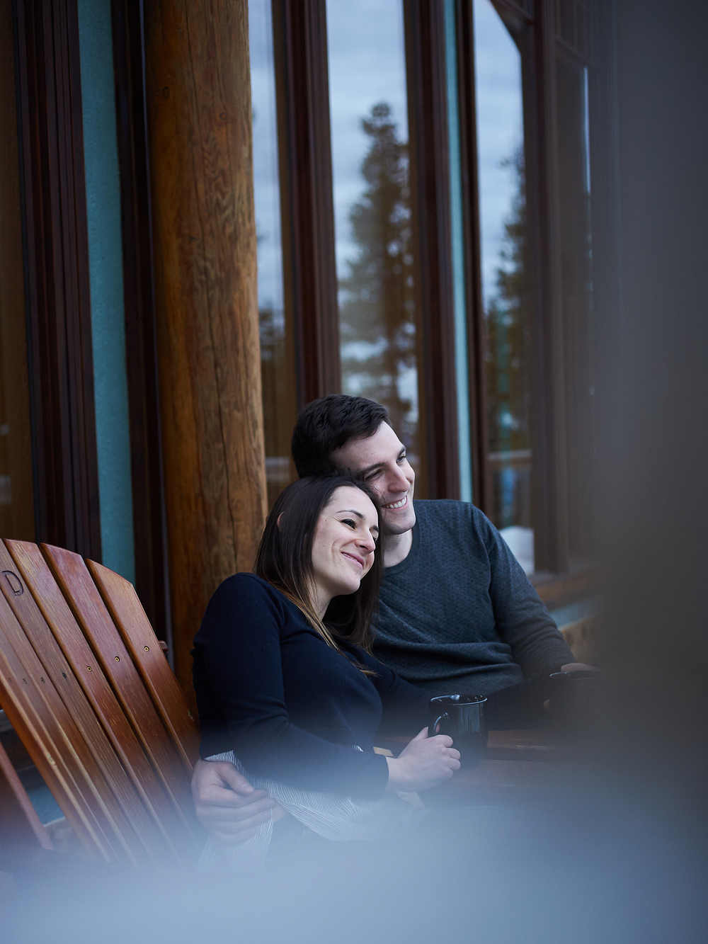 Kelowna Engagment Max and Emilie