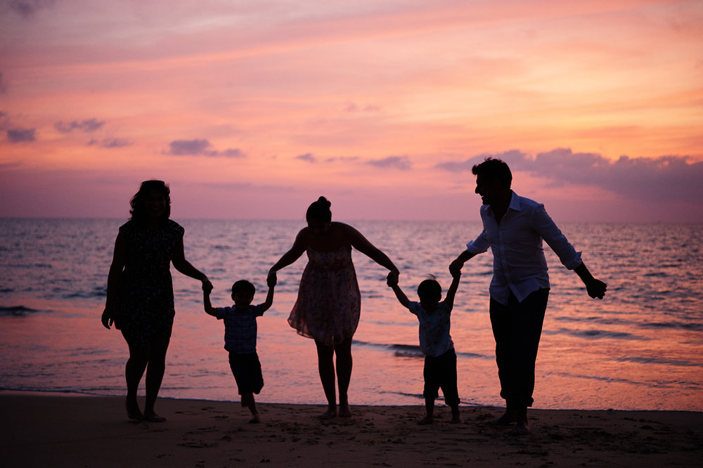 Thailand Family session