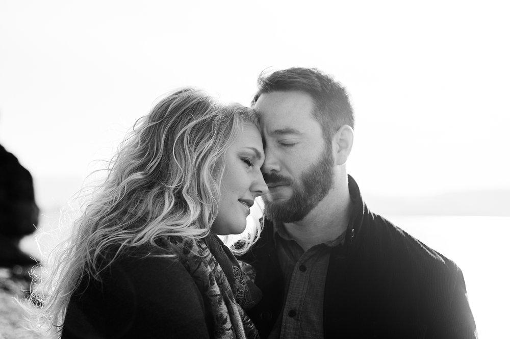 Blaine and Sarah Engagement