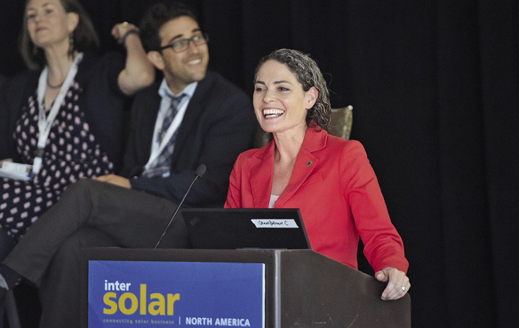 Seeing the direction the industry is moving, Bernadette Del Chiaro will now lead the California Solar and Storage Association, replacing CALSEIA with a new name and focus.