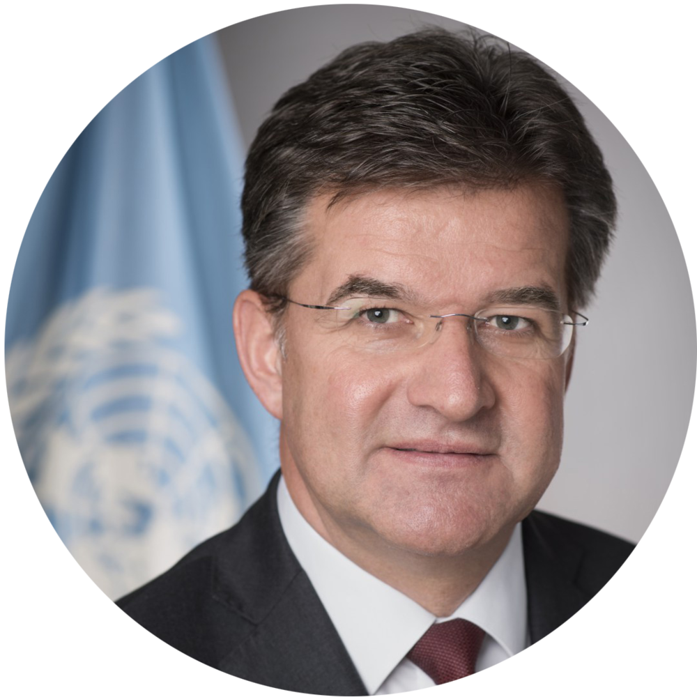 H.E. Mr. Miroslav Lajčák, President of the 72nd Session of the United Nations General Assembly