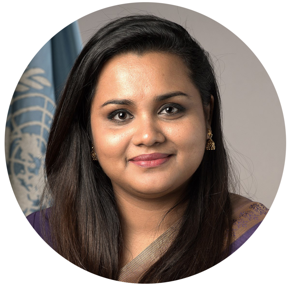 Jayathma Wickramanayake, UN Envoy on Youth