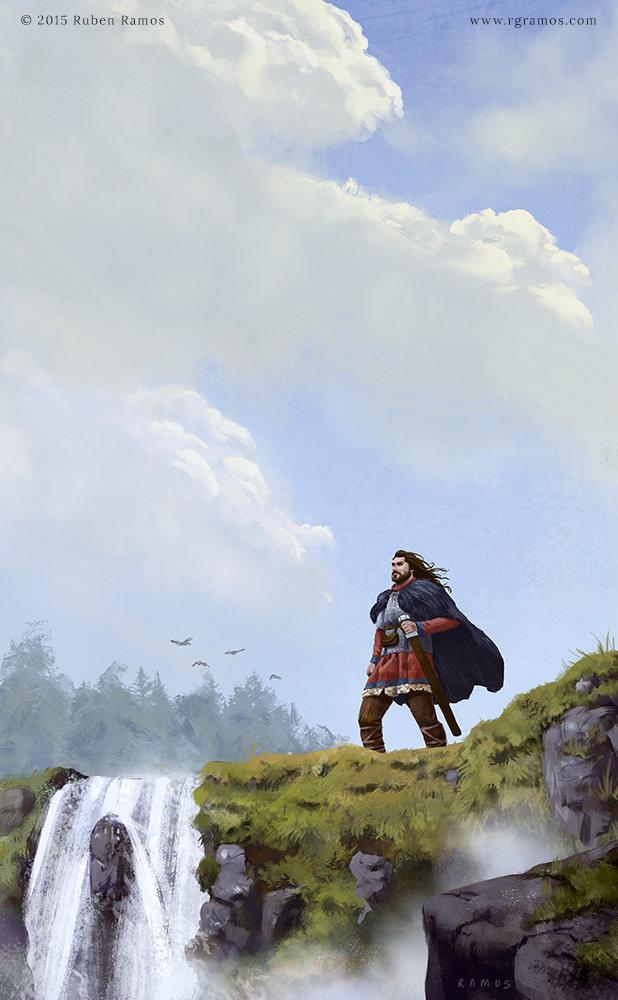 """""""Eirik's Fall"""""""
