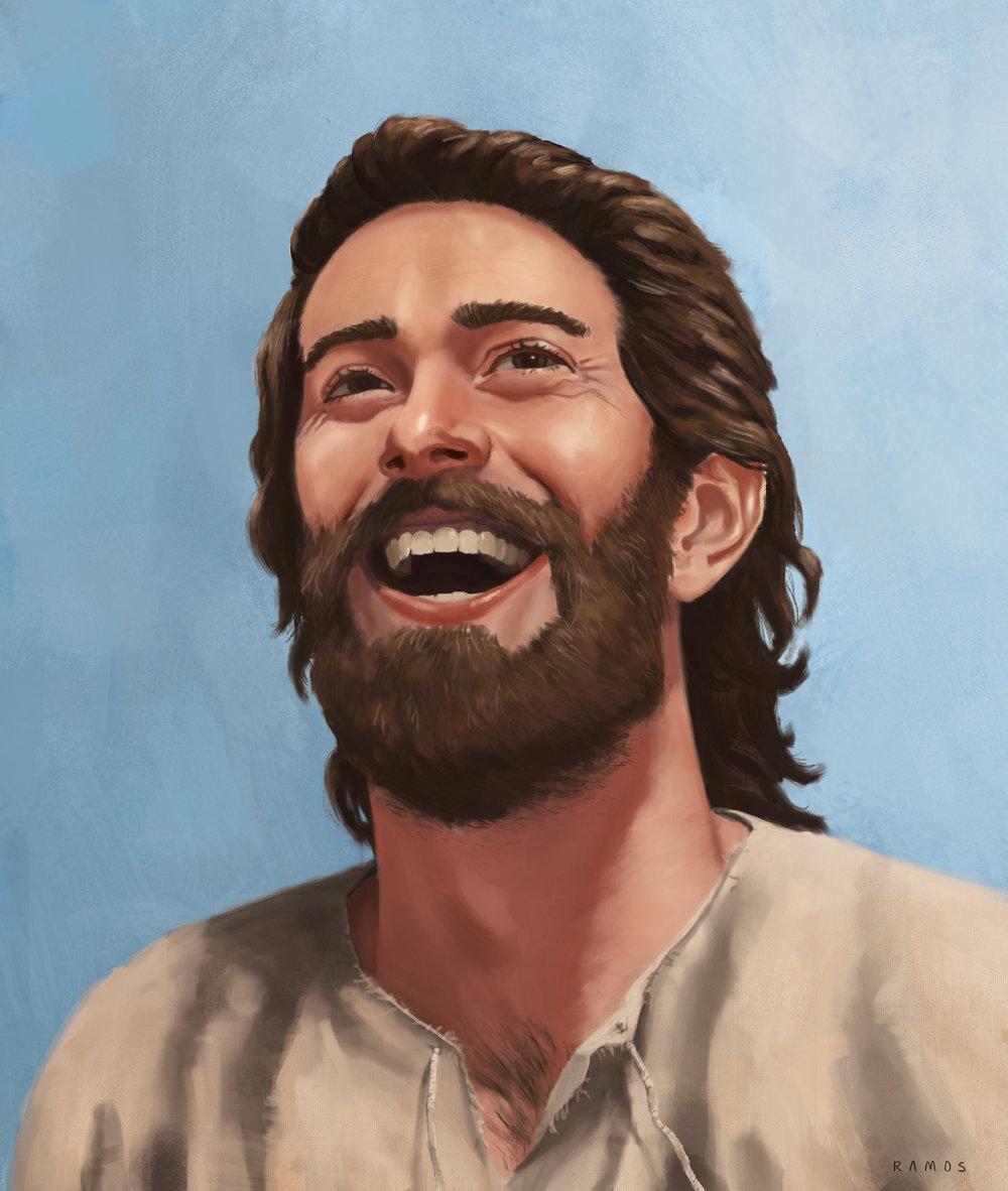 """""""Joyful Jesus"""""""