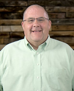 """Mark Flynn Executive Pastor markf@crosswayc.org 1. My role is to support and enhance leadership with individuals and the director team. 2. """"King of My Heart"""" (live version) by Sarah McMillan is one of my favorites. 3. Reading, walking our dog and time with family are how I like to spend my free time."""