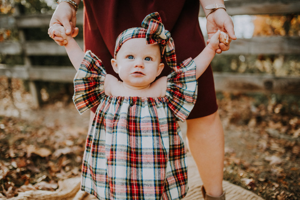 Baby's First Year - The Basics Package - $1000Maternity Session | Lifestyle Newborn Session | 6 Months Family Session | One Year Family Session