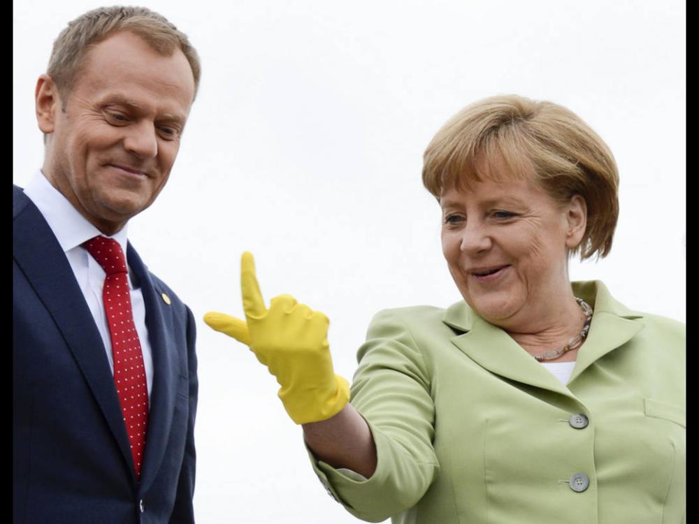 Europe's economic ruler