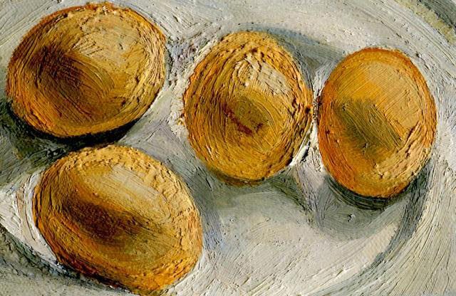 eggs by lucien freud