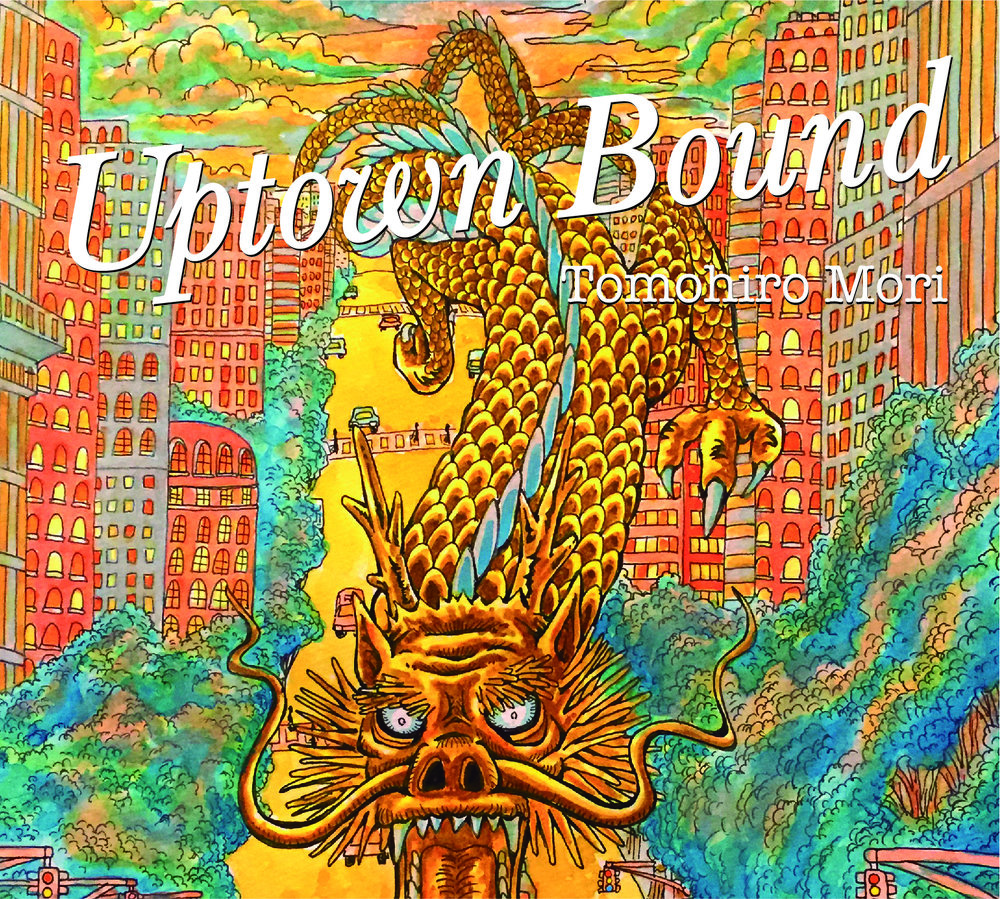 Uptown Bound (2017) - Tomohiro Mori - DrumsTakeshi Ohbayashi - PianoTamir Shmerling - BassBraxton Cook - Vocal and Alto sax [Track 8&9]