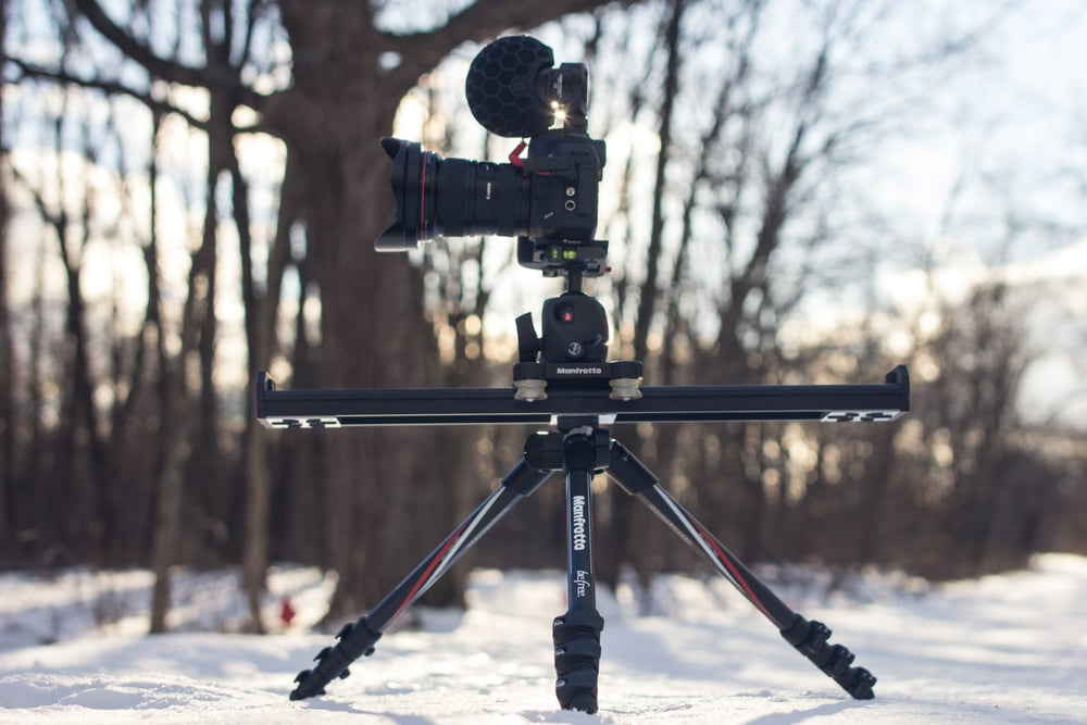 (Suburbs of Chicago, IL) {Pictured: Rode Stereo Mic X, Canon 5dmiii, Manfrotto Q6 Magnesium Ball Head, 60cm slider, BeFree CF tripod}