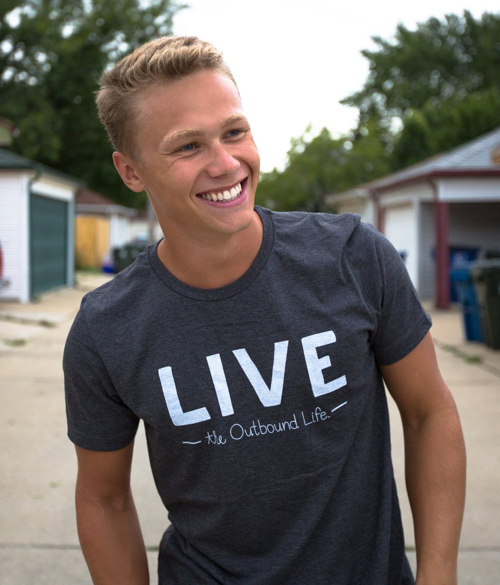 Live The Outbound Life Shirt