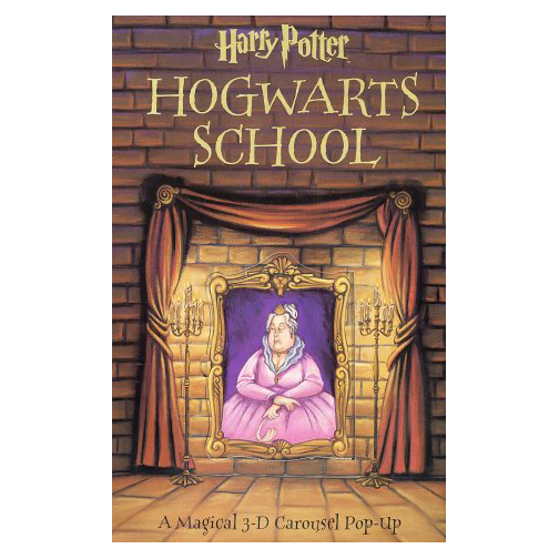 HARRY POTTER: HOGWARTS SCHOOL   Scholastic