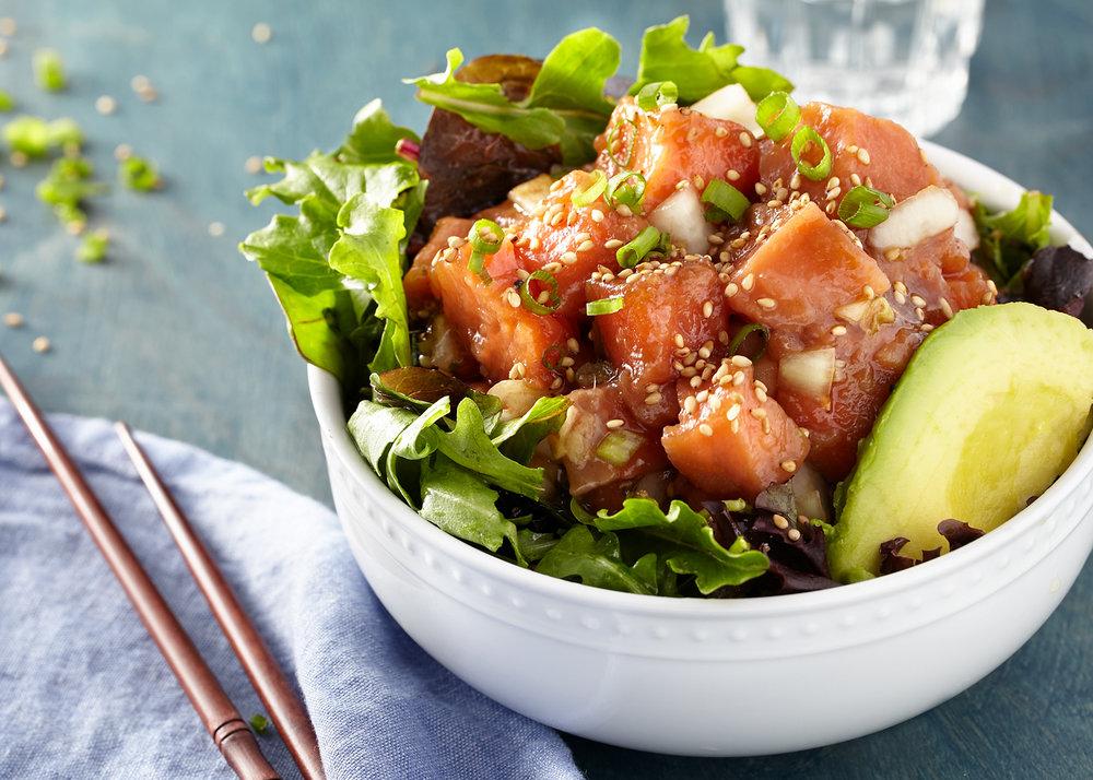 Shoyu Salmon