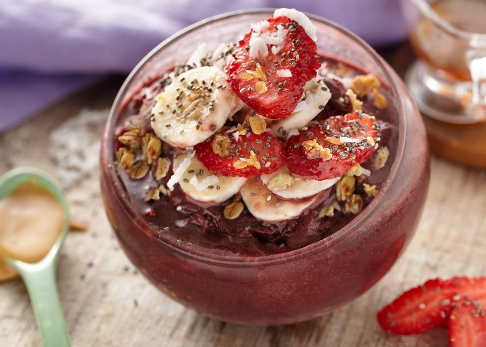 The BEST Açaí Bowl