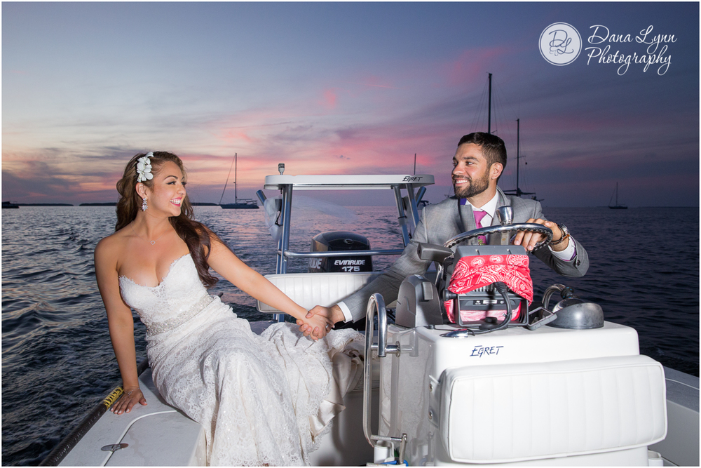 Blue Water Weddings, The Florida Keys