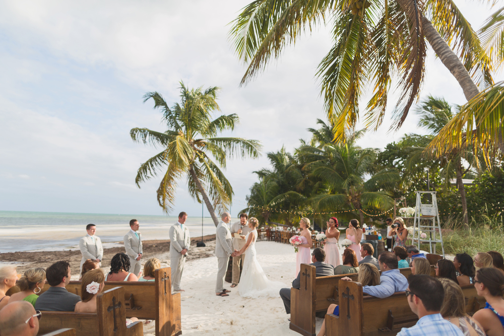 Blue Water Weddings, Florida Keys Wedding