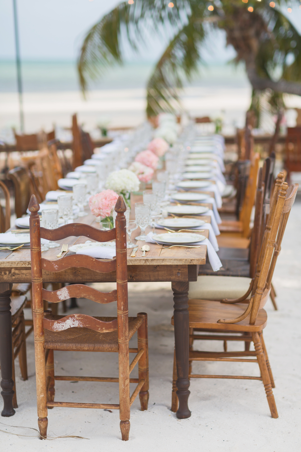 Destination Wedding Trends, Blue Water Weddings