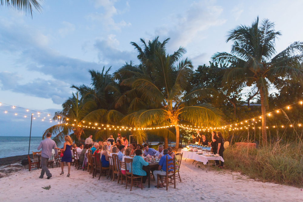 Upper Keys Weddings, Blue Water Weddings