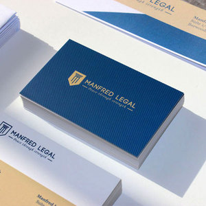 Manfred Legal<strong>Brand Identity + Print</strong>
